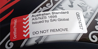Australian standards conformance mark